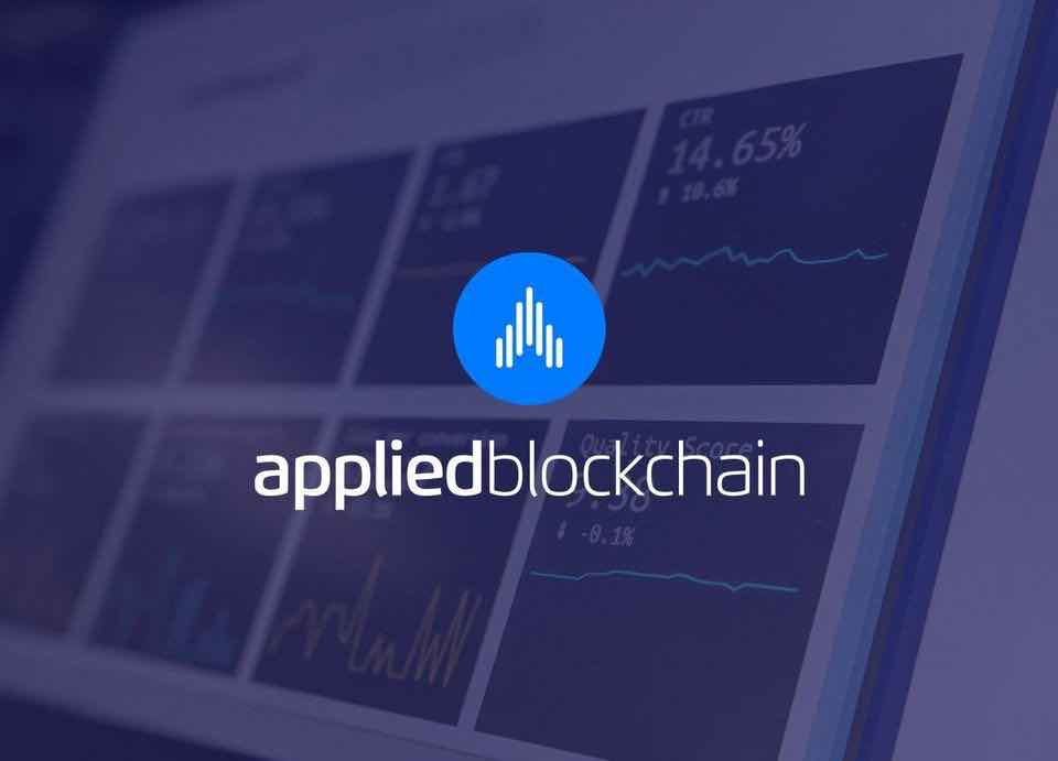 Applied AAVE Blockchain Startups London Blockchain Jobs London