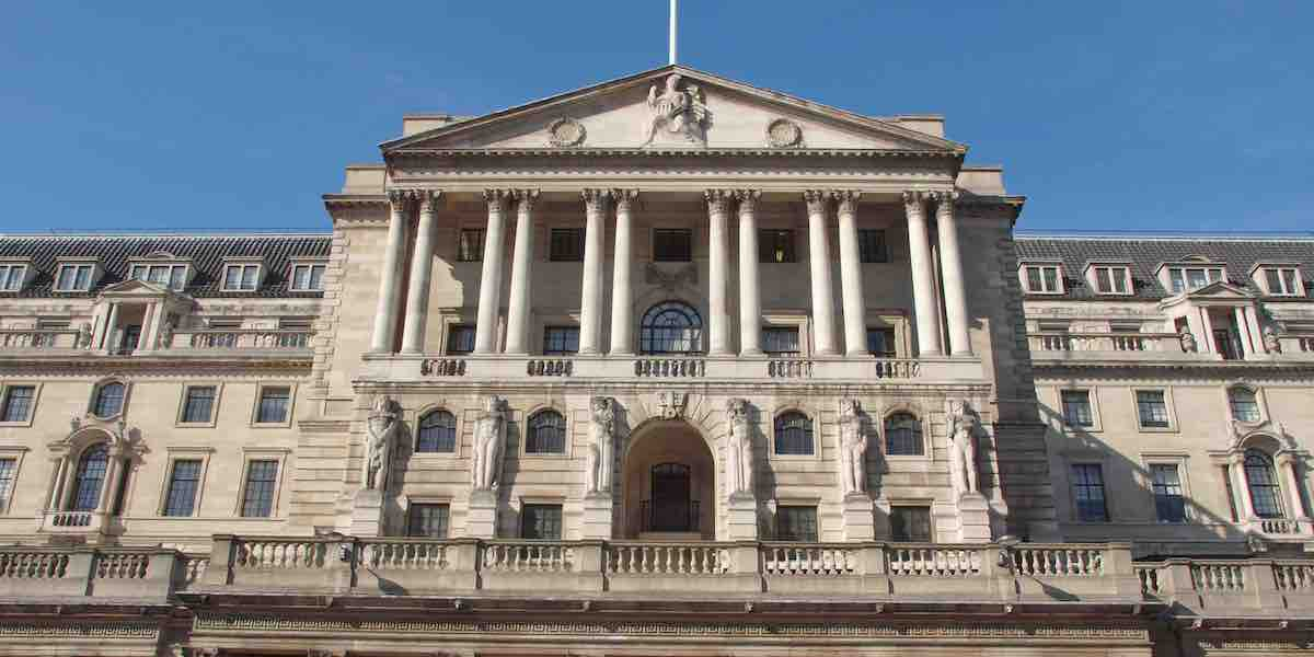 Bank of england fintech jobs london