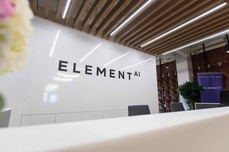 Element AI hot startup Jobs London