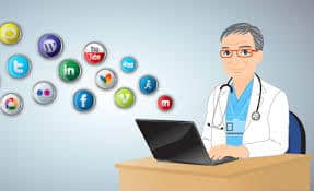 Digital Transformation in Healthcare - Social Media