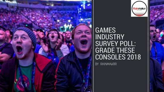 Games Industry Survey Poll
