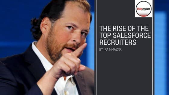 Salesforce Consultancy London Rise of the Top Salesforce Recruiters