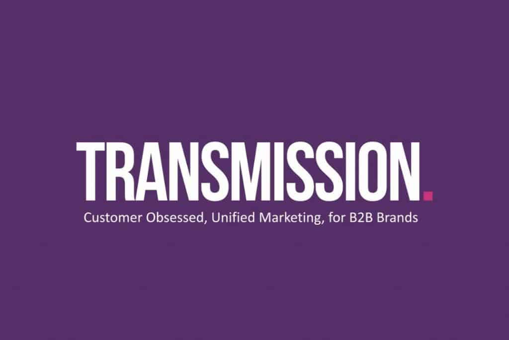 B2B Digital Marketing Agency London Transmission