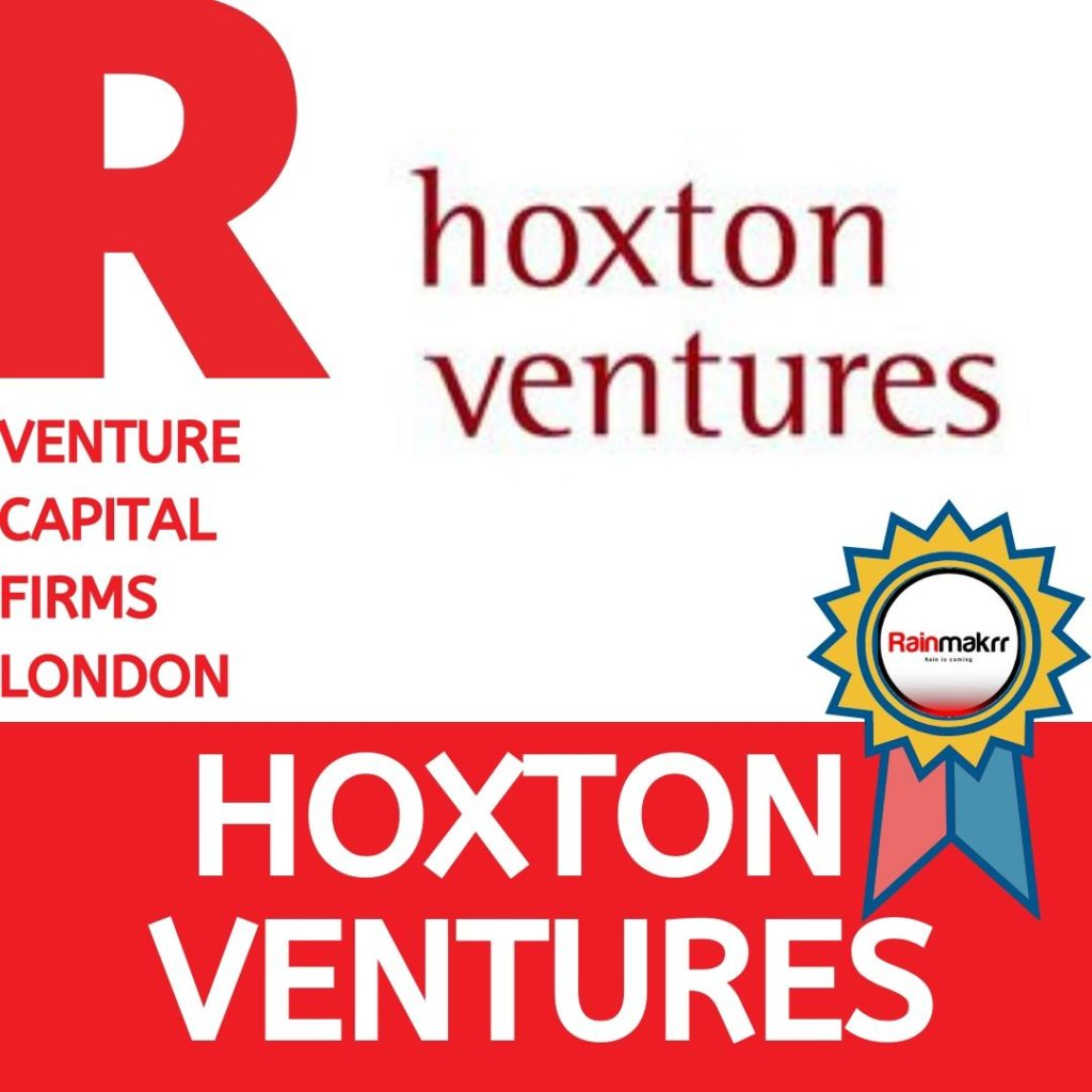 Venture Capital Firms Best London Venture Capital UK Venture Capitalists UK Hoxton
