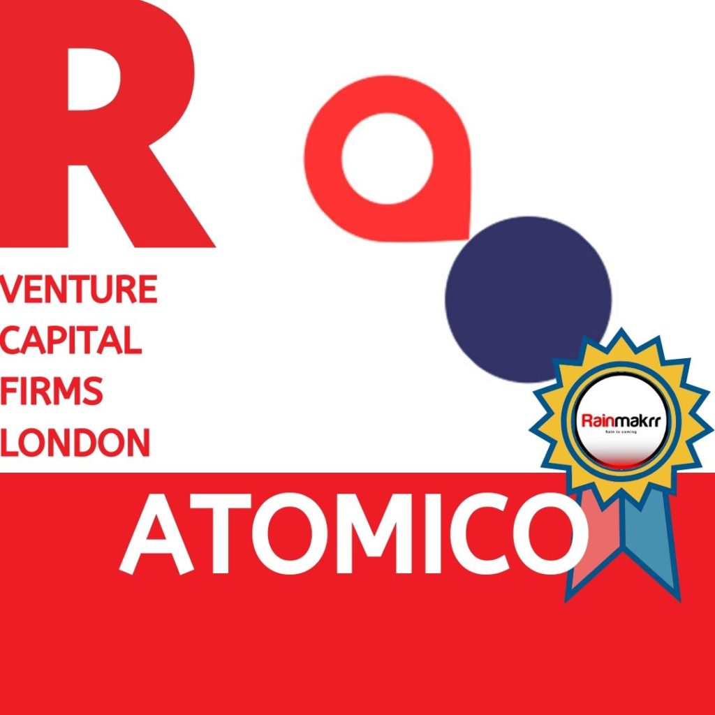 Venture Capital Firms Best London Venture Capital UK Venture Capitalists UK atomico