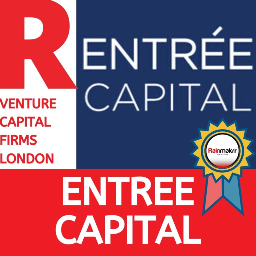 Venture Capital Firms Best London Venture Capital UK Venture Capitalists UK entree