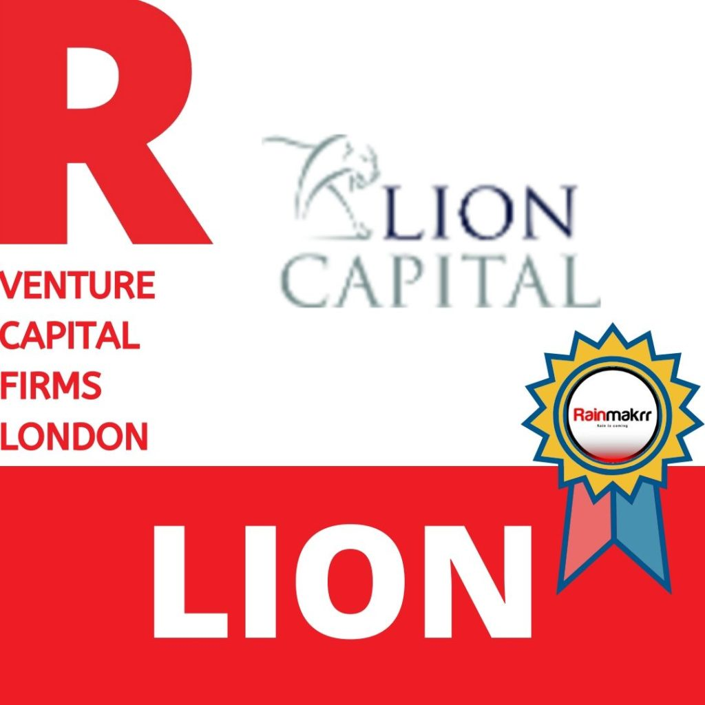 Venture Capital Firms Best London Venture Capital UK Venture Capitalists UK lion
