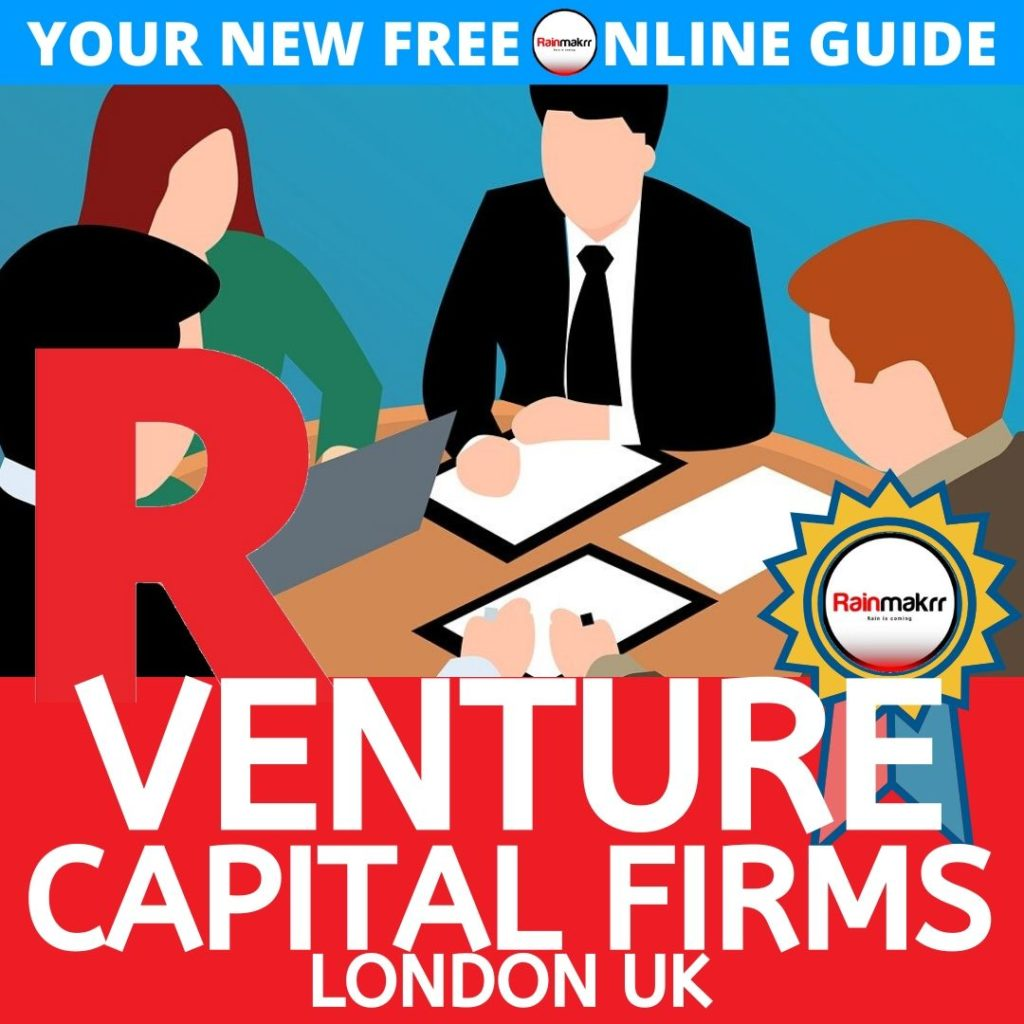 Venture Capital Firms London Venture Capital London Venture Capitalist Firms London UK Venture Capital Firms UK