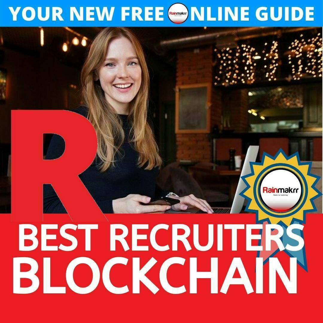 Blockchain Recruitment Agencies #1 BEST Cryptocurrency Recruitment Agency