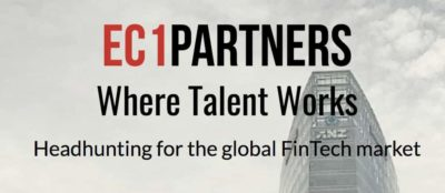 EC1 Partners - Fintech Recruitment Agencies London Fintech Recruiter Fintech Headhunter Fintech recruitment London