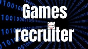 Games recruiter UK games recruitment agency