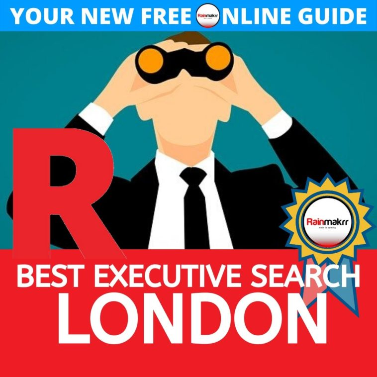 best executive search firms london top executive search consultants london