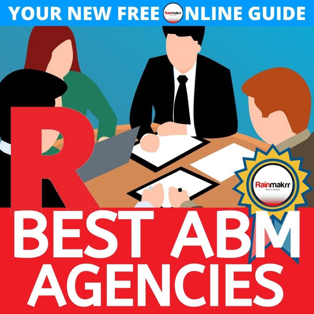 Account Based Marketing Agencies London Account Based Marketing Agency London ABM Agencies London ABM Agency UK