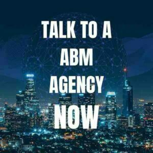 Account based marketing agency uk
