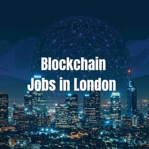 Blockchain jobs london uk
