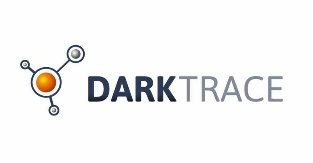 DarkTrace logo - Govtech startups London UK