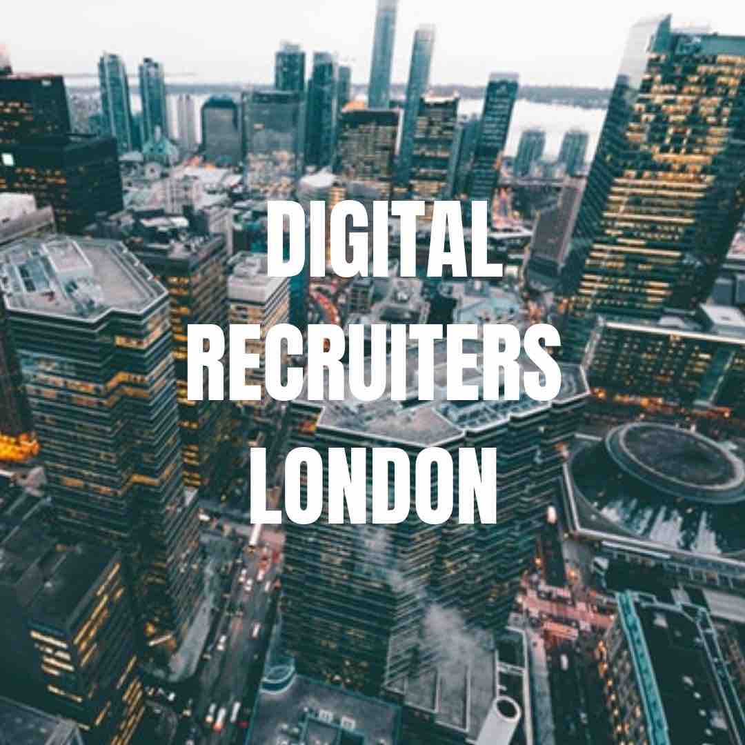 #1 ULTIMATE Digital Recruitment Agencies London | Digital Recruiters List