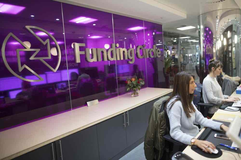 Funding Circle - Hot Fintech Startups London Top Fintech Companies London