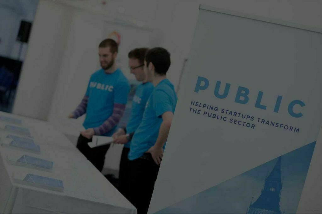 Public - Govtech startups London UK