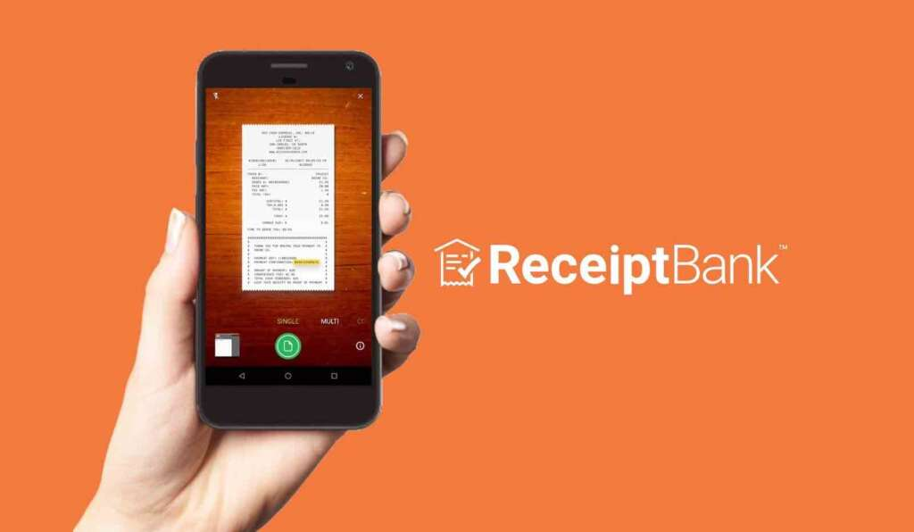 Receipt Bank - Fintech Startup London UK 2020