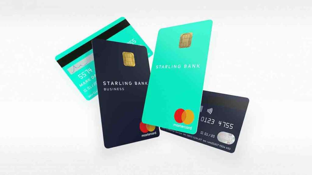 Starling Bank - Fintech Startups London