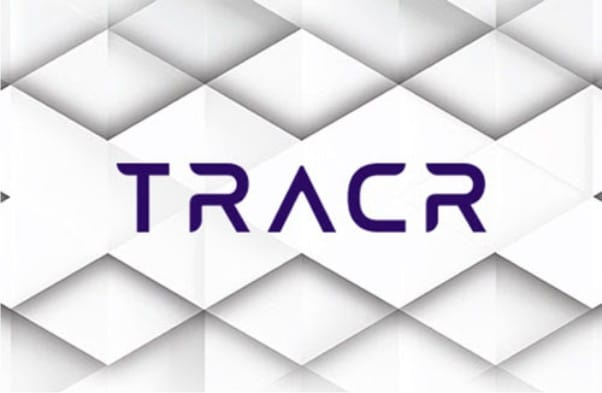 Tracr logo - Blockchain startups London Blockchain companies UK
