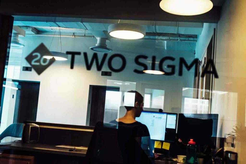 Two Sigma Blockchain developer jobs london