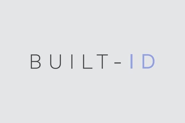 built-id logo- Top Govtech Startups London UK 2020