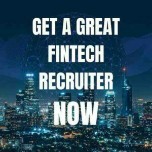 fintech recruitment agencies london