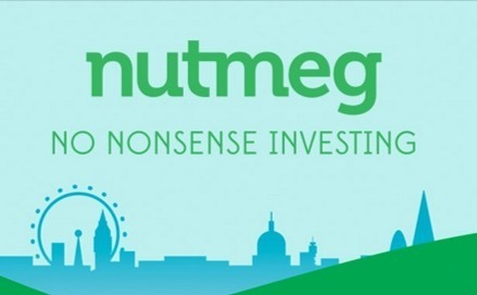 nutmeg - Fintech Startups London. startups uk