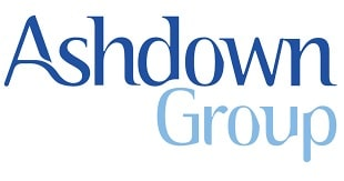 Ashdown logo IT recruiters London