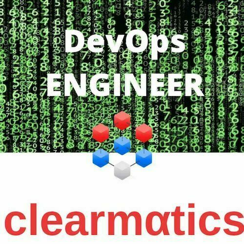 Blockchain Jobs Lond-on Clearmatics - DevOps Engineer