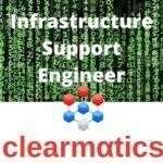 Blockchain Jobs Lond-on Clearmatics -Infrastructure Support Engineer