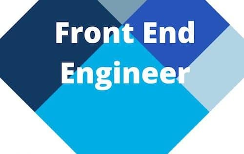 Blockchain Jobs London - Blockchain dot com Front End Engineer