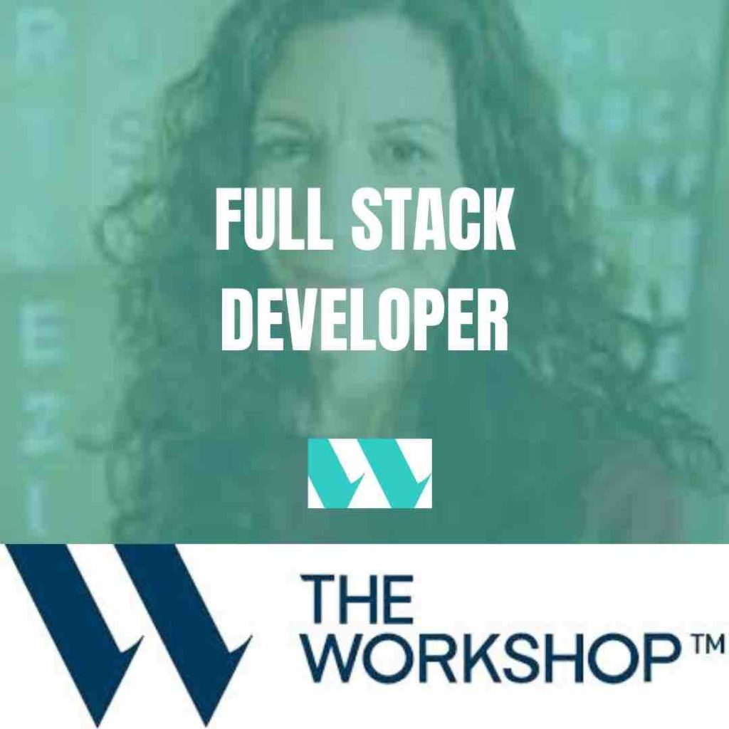 Blockchain Jobs London - The Workshop Full Stack Developer