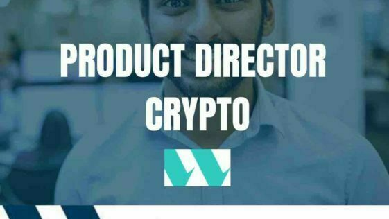 Blockchain Jobs London - The Workshop Product Director