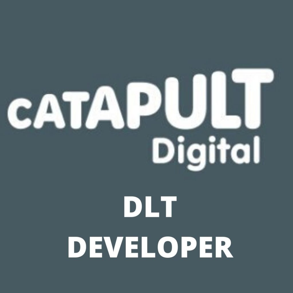 Catapult Digital Blockchain Engineer Jobs London