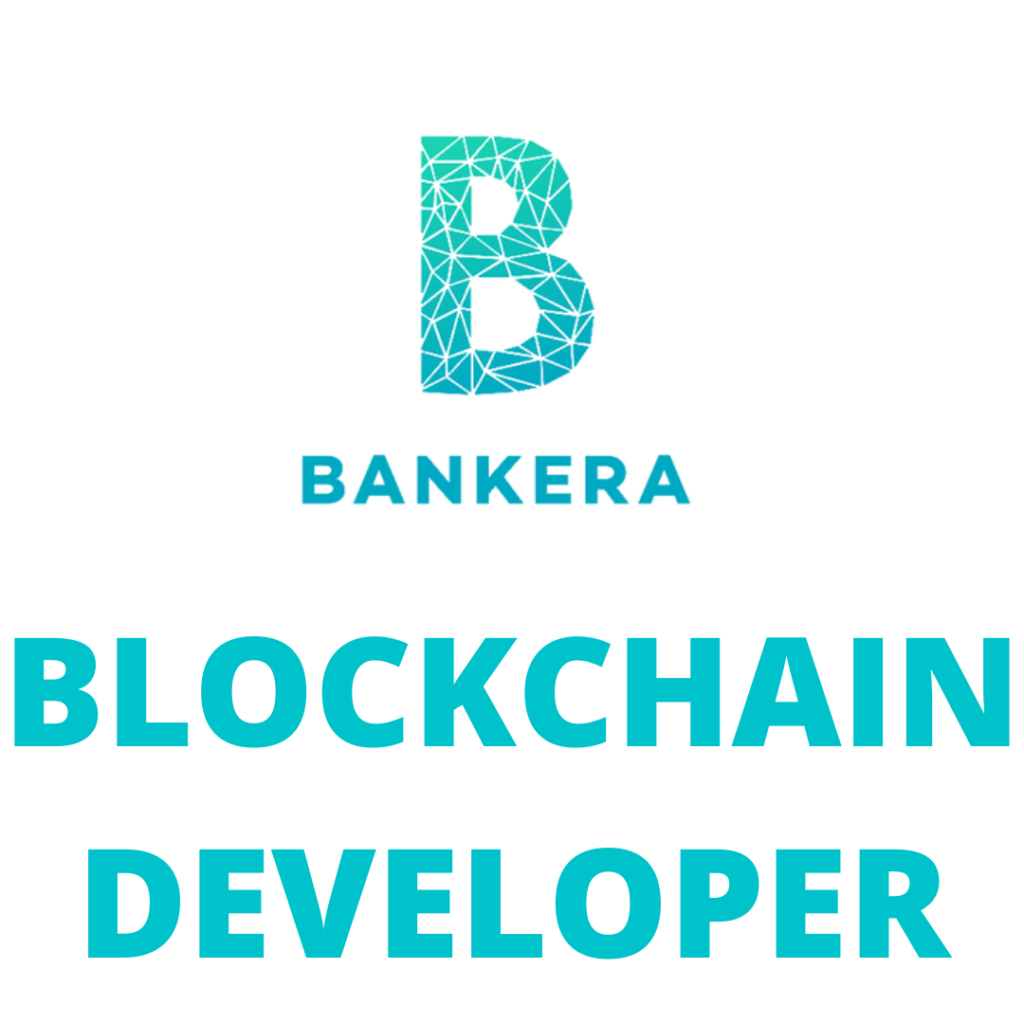 Bankera Blockchain Engineer Jobs London