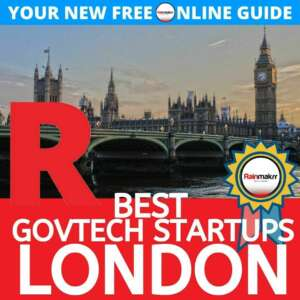 Govtech startups london govetech companies london uk govtech uk london govtech london