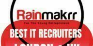 IT recruitment agencies London Best IT recruitment agency London best it recruitment agencies UK