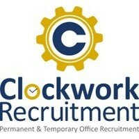 It recruitment agencies London digital recruitment agencies - Clockwork Logo