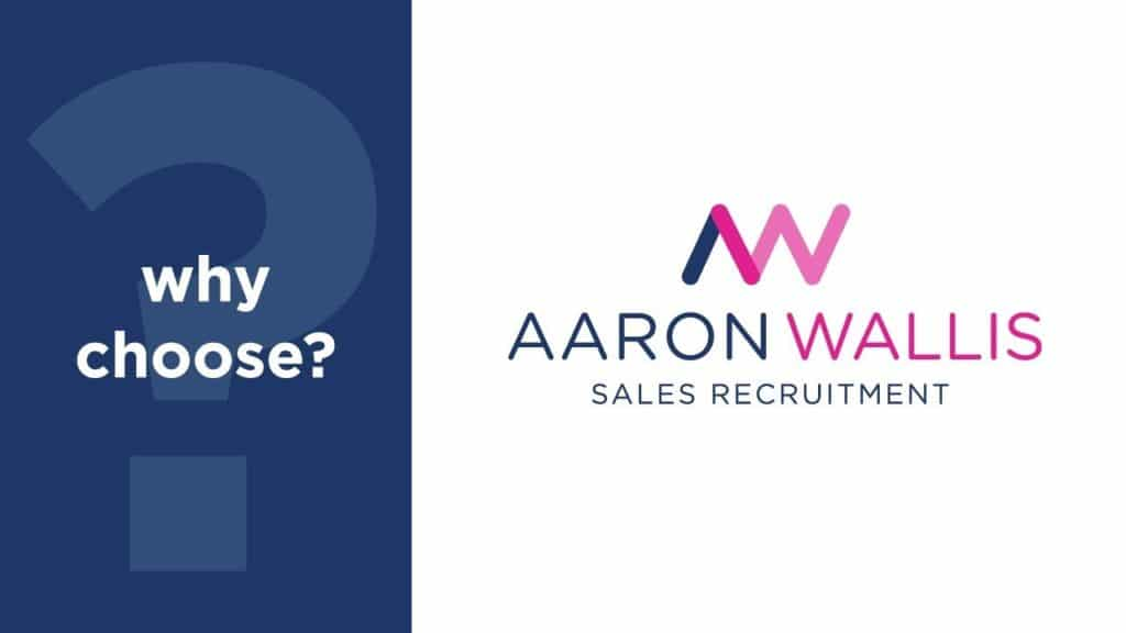 Sales Recruitment Agencies London - Aaron Wallis