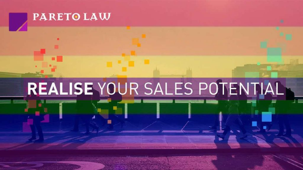Sales Recruitment Agencies London - Pareto Law