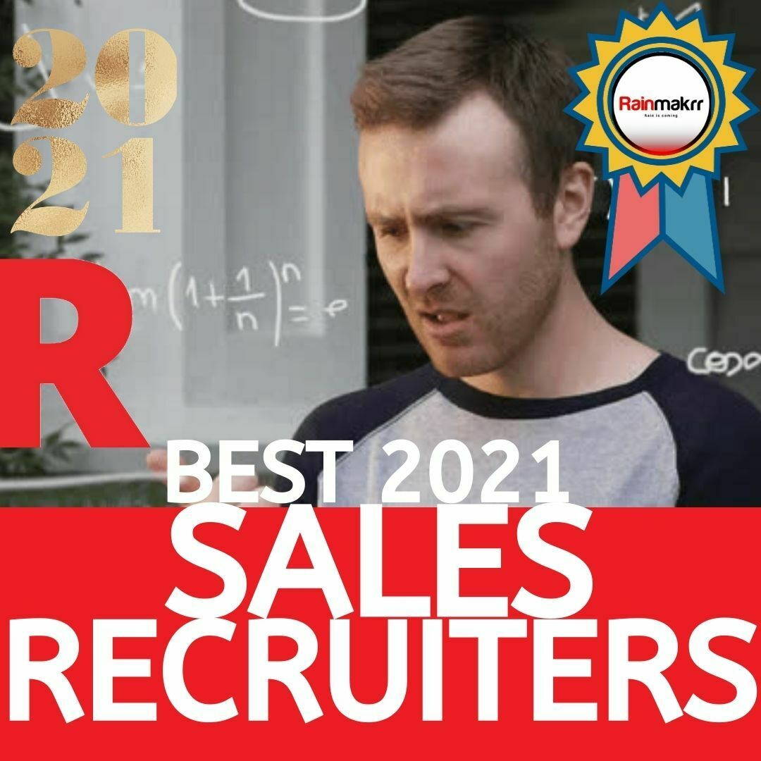 Are these the best Sales Recruitment Agencies London has in 2021?