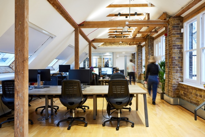 Startup Jobs London - Hutch office
