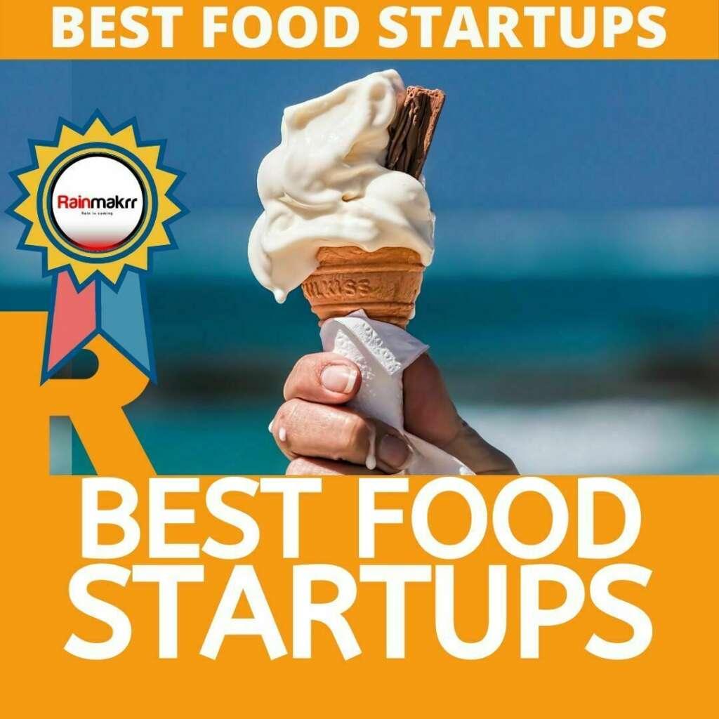 food startups london