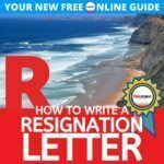 how to write a resignation letter uk letter of resignation template uk