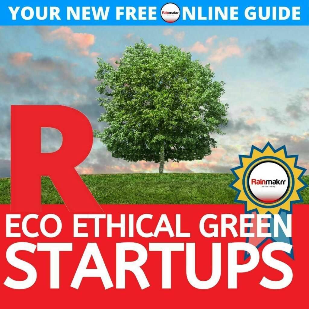 Ethical startups London Green Startups London Eco Startups London Eco Friendly Startups London