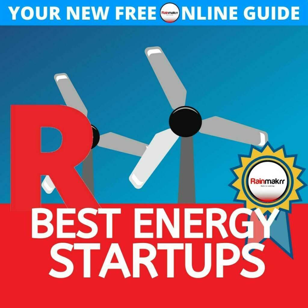 Energy Startups London 1 BEST ENERGY START UPS