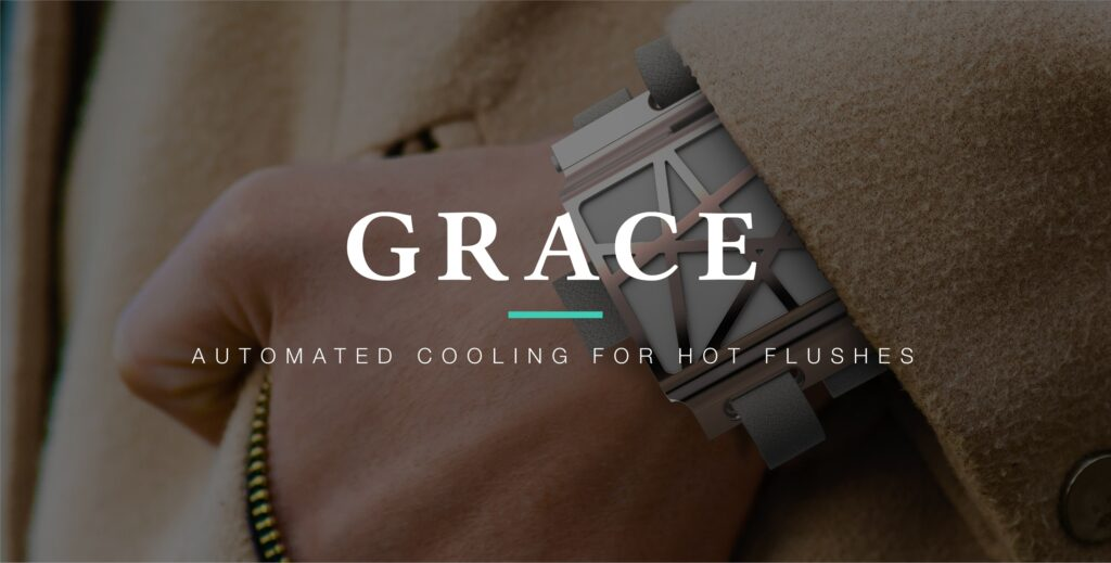 Femtech startups london grace cooling image